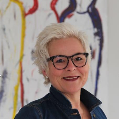 Konsulent Odense, selvportræt Jeannette Strand