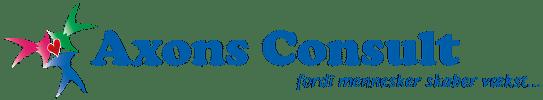 Axon Consult, header logo