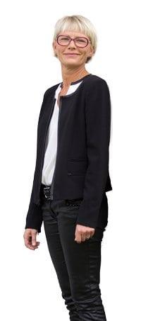 Samarbejdspartner, selvportræt Stina Rasmussen