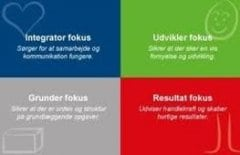 Personprofilanalyser Odense, farvede firkantet boks